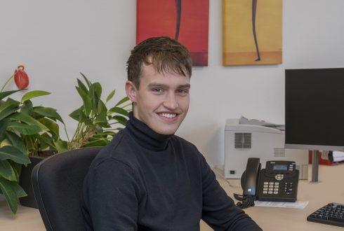 Jesse van den Hoek