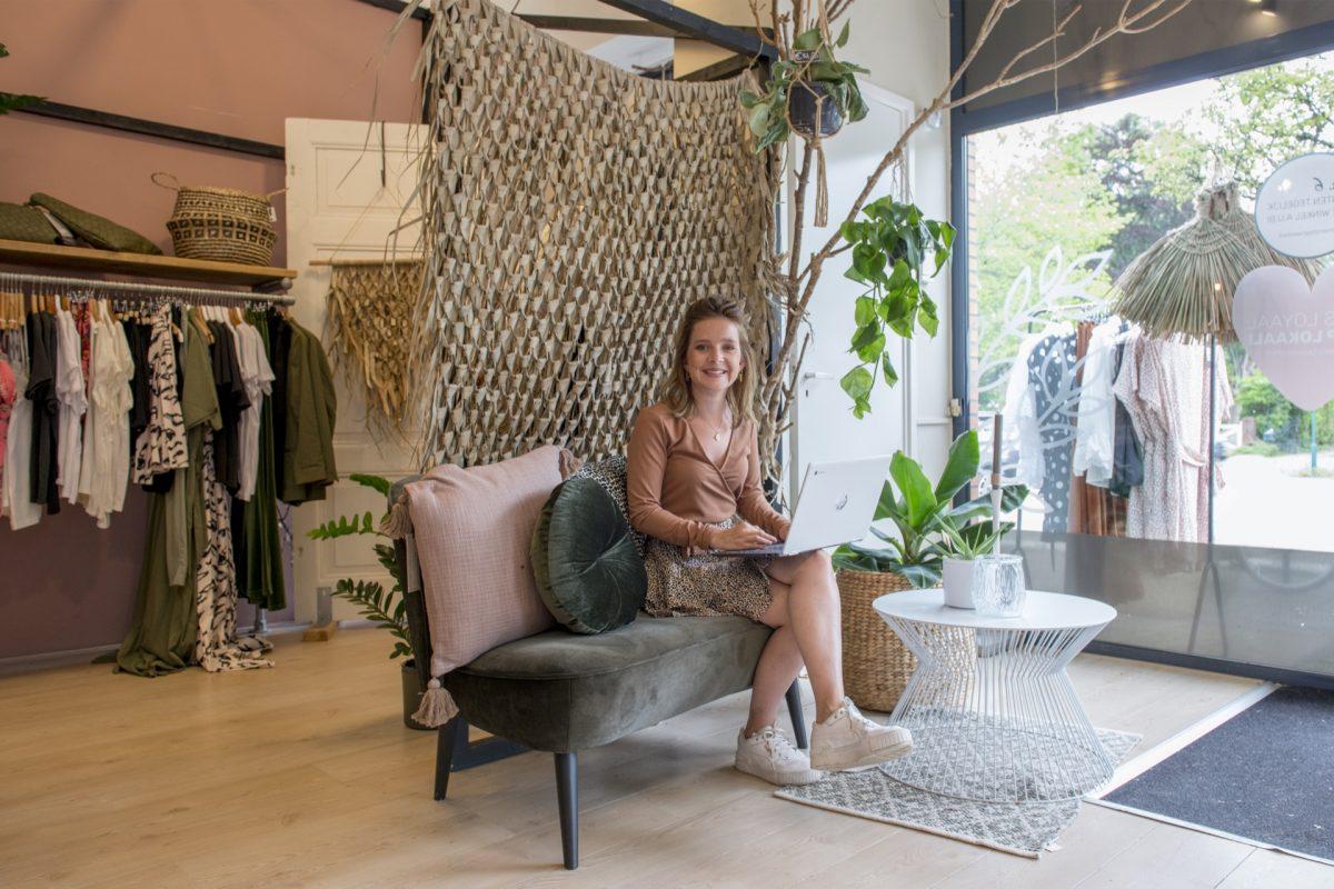 Koopman & Co in gesprek met Audrie Dijkstra van cadeauwinkel Studio Moos