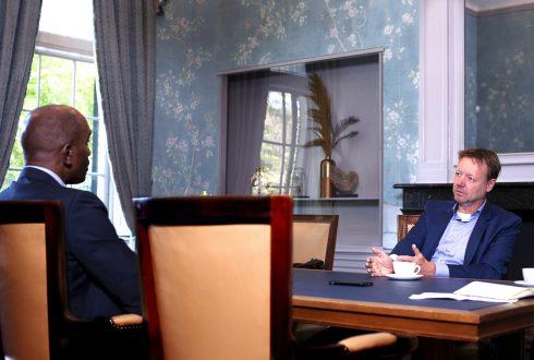 Koopman & Co in gesprek met Kees Jonker, CEO Speer IT, Baarn
