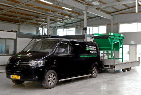 Koopman & Co in gesprek met Fred Steenvoorden van Steenvoorden Machines B.V. in Breezand